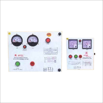 Single Phase Submersible Control Panel