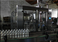 Mineral Bottling Plant Turnkey Project