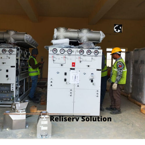 Substation Erection, Testing And Commissioning Services