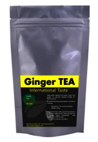 Ginger Tea (Loose Tea + Ginger) 250g