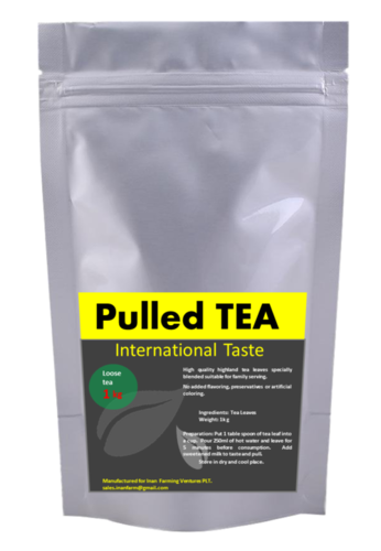 Pulled Tea- Loose 1kg