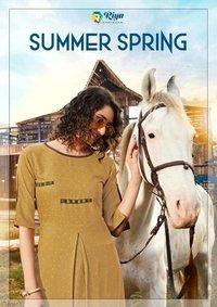 Summer Spring Kurti