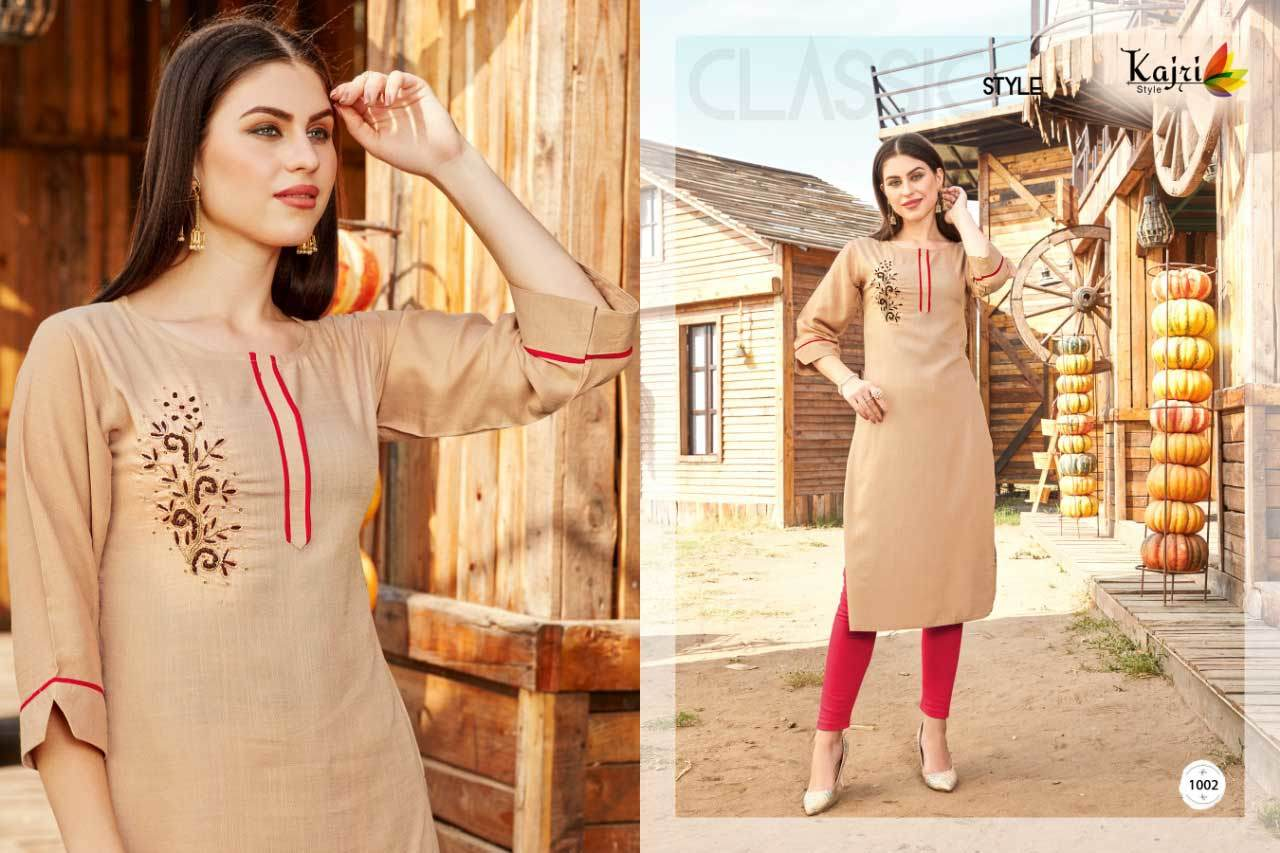 Touchwood Vol-1 Readymade Wholesale Kurti