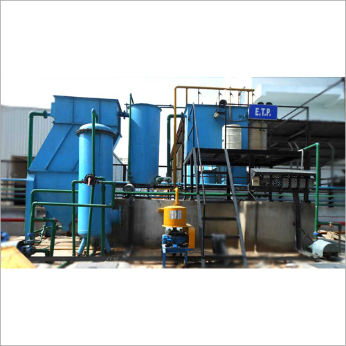 Wastewater Effluent Treatment Plant