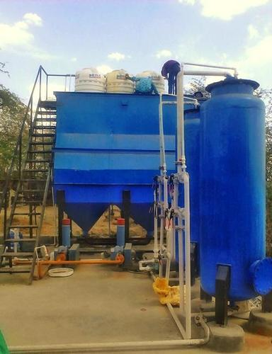 Effluent Treatment Plant 100 KLD