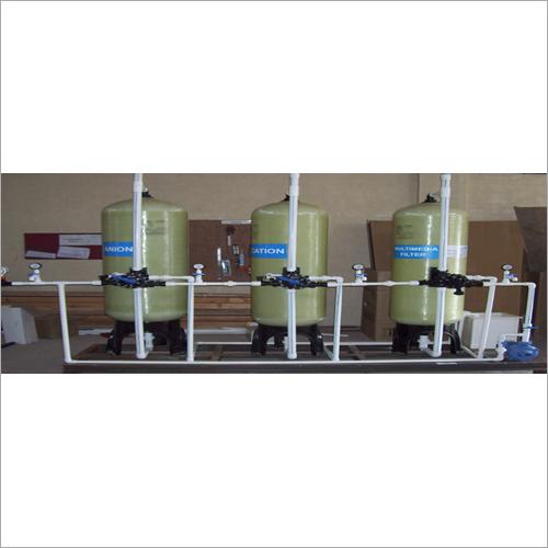 FRP Demineralization Plant