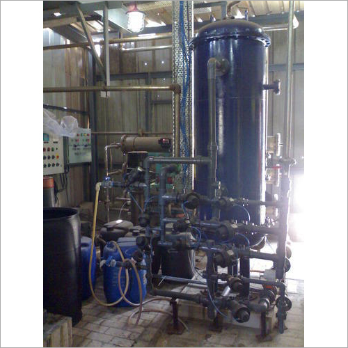 Automatic Industrial Demineralization Plant