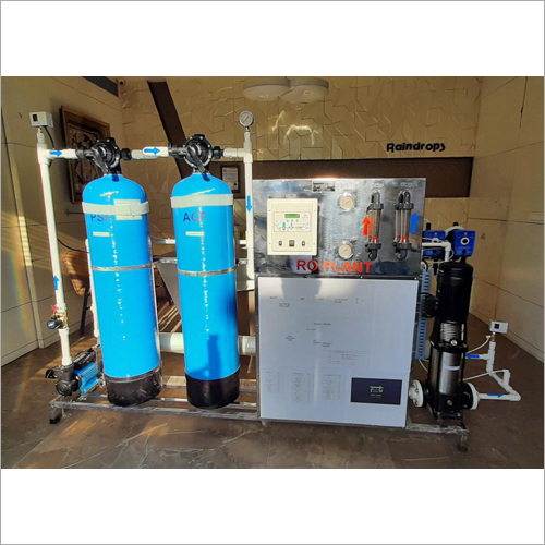 500 LPH RO Plant Water Treatment Plants
