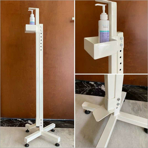 JK Hand Santitizer Dispenser Stand (Only) with Leg Press