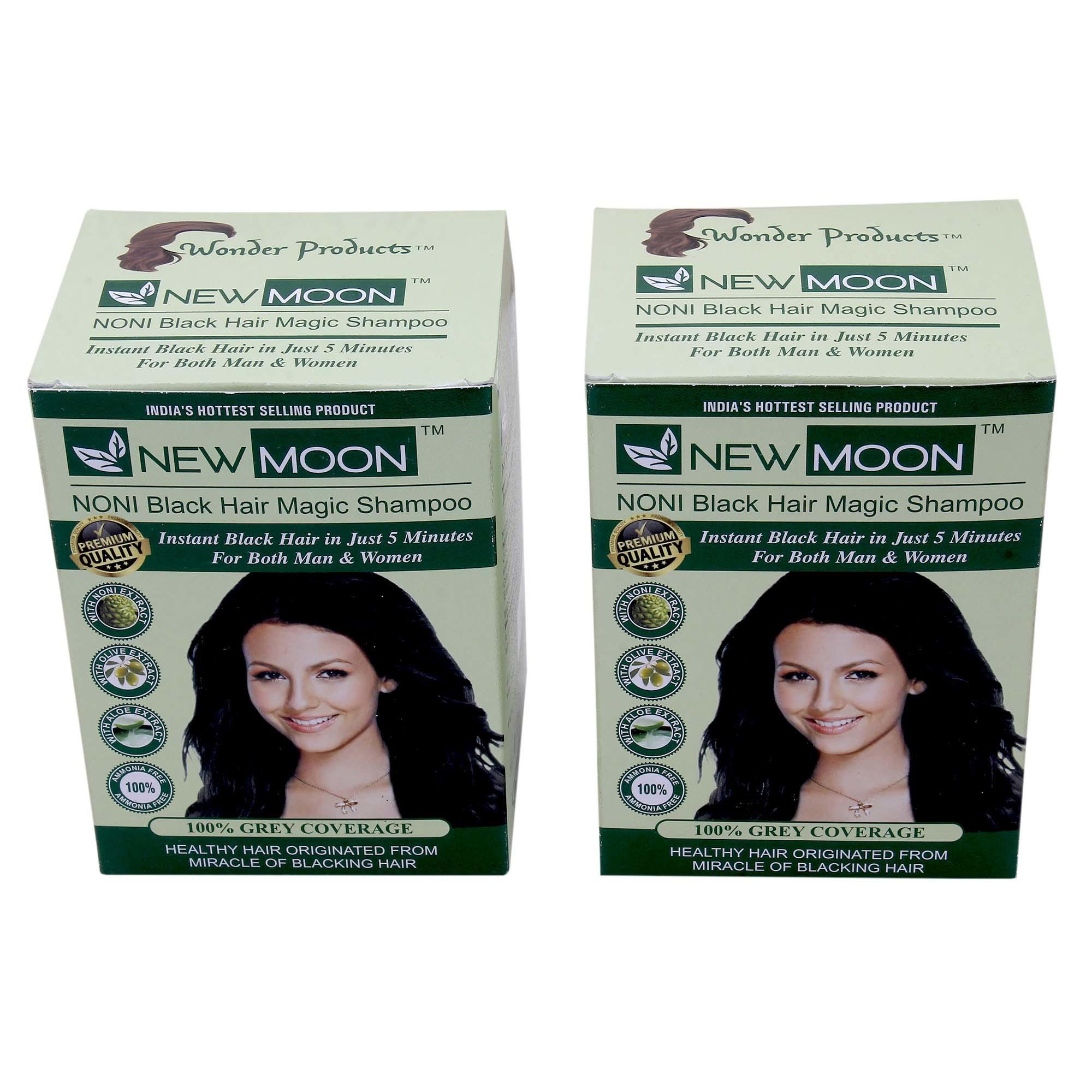 Henna Hair Color Shampoo