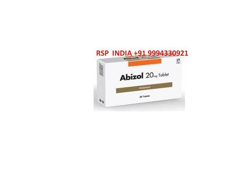 Abizol 20mg Tablet