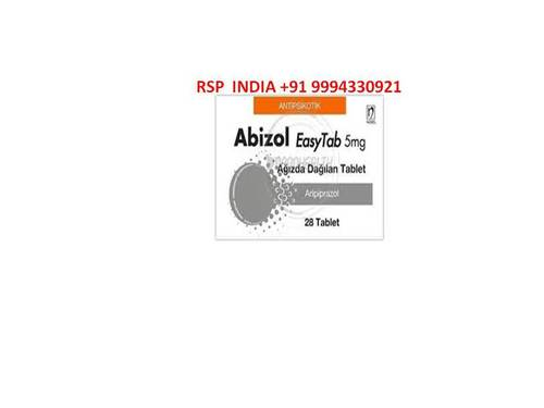 Abizol Easytab 5mg 28 Tablet