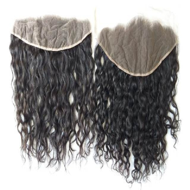 Hd Lace Curly Frontal