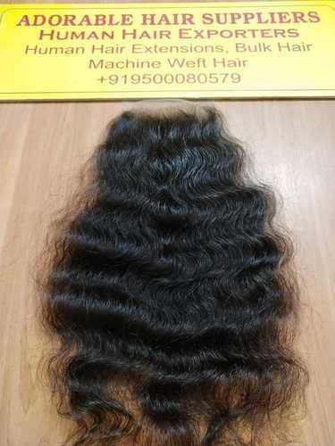Indian Temple Human Hair