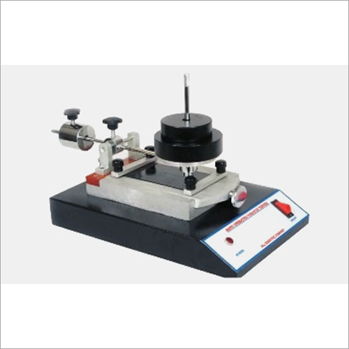 Manual Scratch Hardness Tester