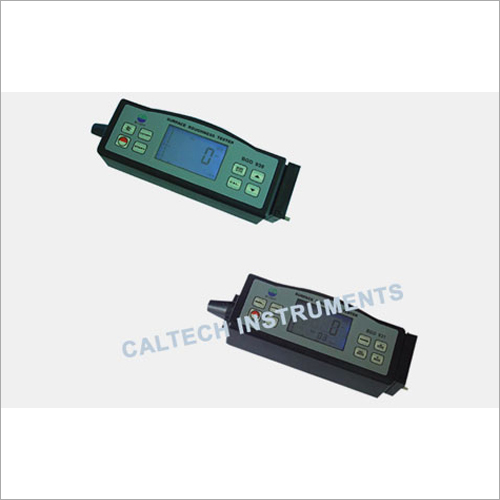 Surface Roughness Tester