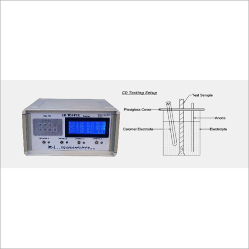 Cathodic Disbonding Tester (2 Channel)