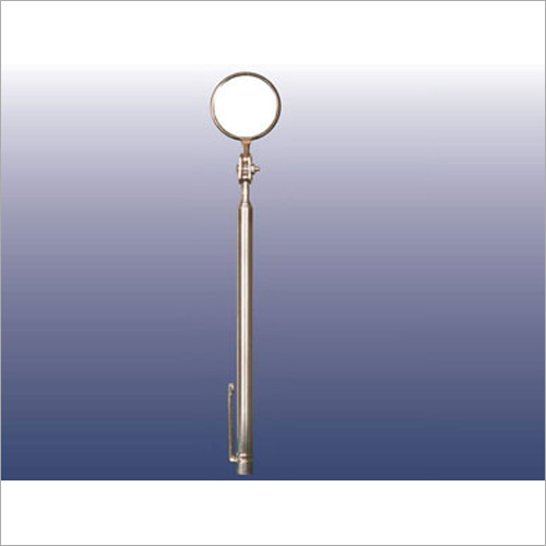 Circular Telescopic Inspection Mirror with Magnetic Pickup Tool