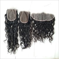 Natural Curly Closure 4x4