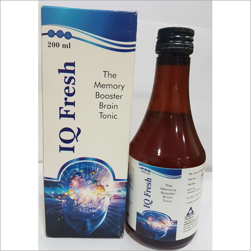 200 ml The Memory Booster Brain Tonic