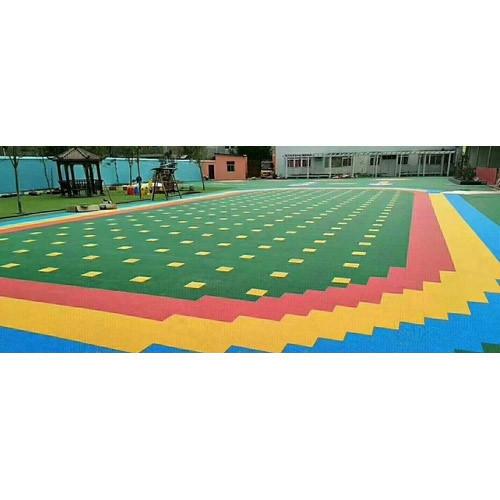 PP Interlocking Tile