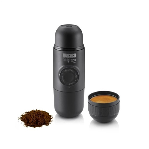 Ground Coffee Wacaco Minipresso Espresso Maker