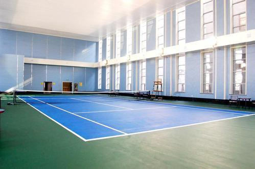 Multipurpose Plastic Sports Flooring