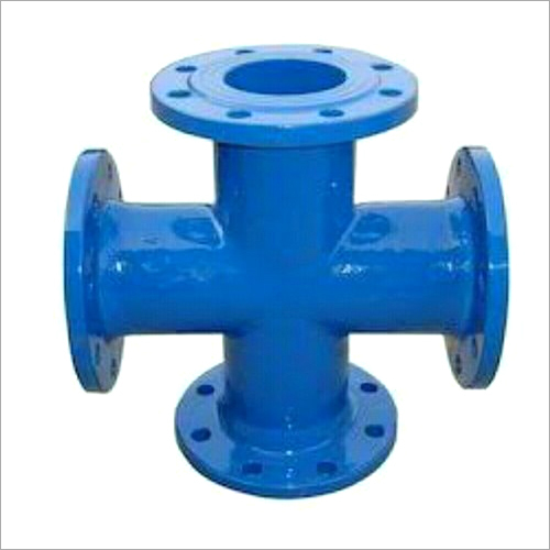 All Flange Tee (Ductile - Cast) Iron