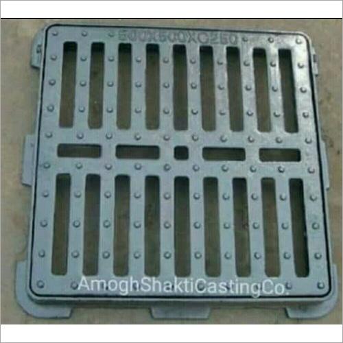 Manhole Cover & Frame (DI & CI)