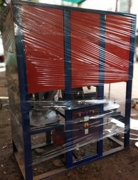 Double Die Dona Thali Making Machine