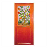 28 MM Thick Solid PVC Profiled Panel Door Shutter