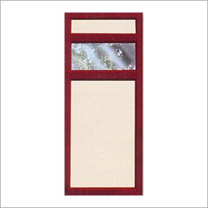 PVC Profiled Panel Door Shutter
