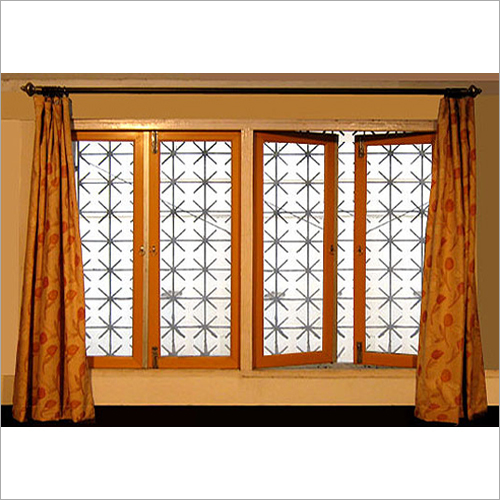 62X32 MM PVC Window Frame