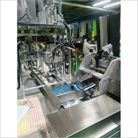 Automatic Flat Mask Machine-Ear Belt Welding