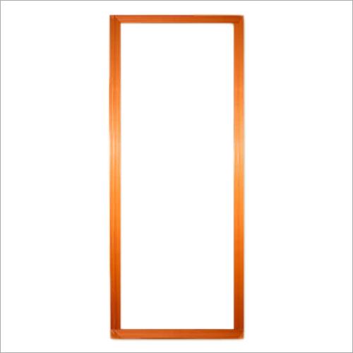 Single Rebate PVC Door Frame