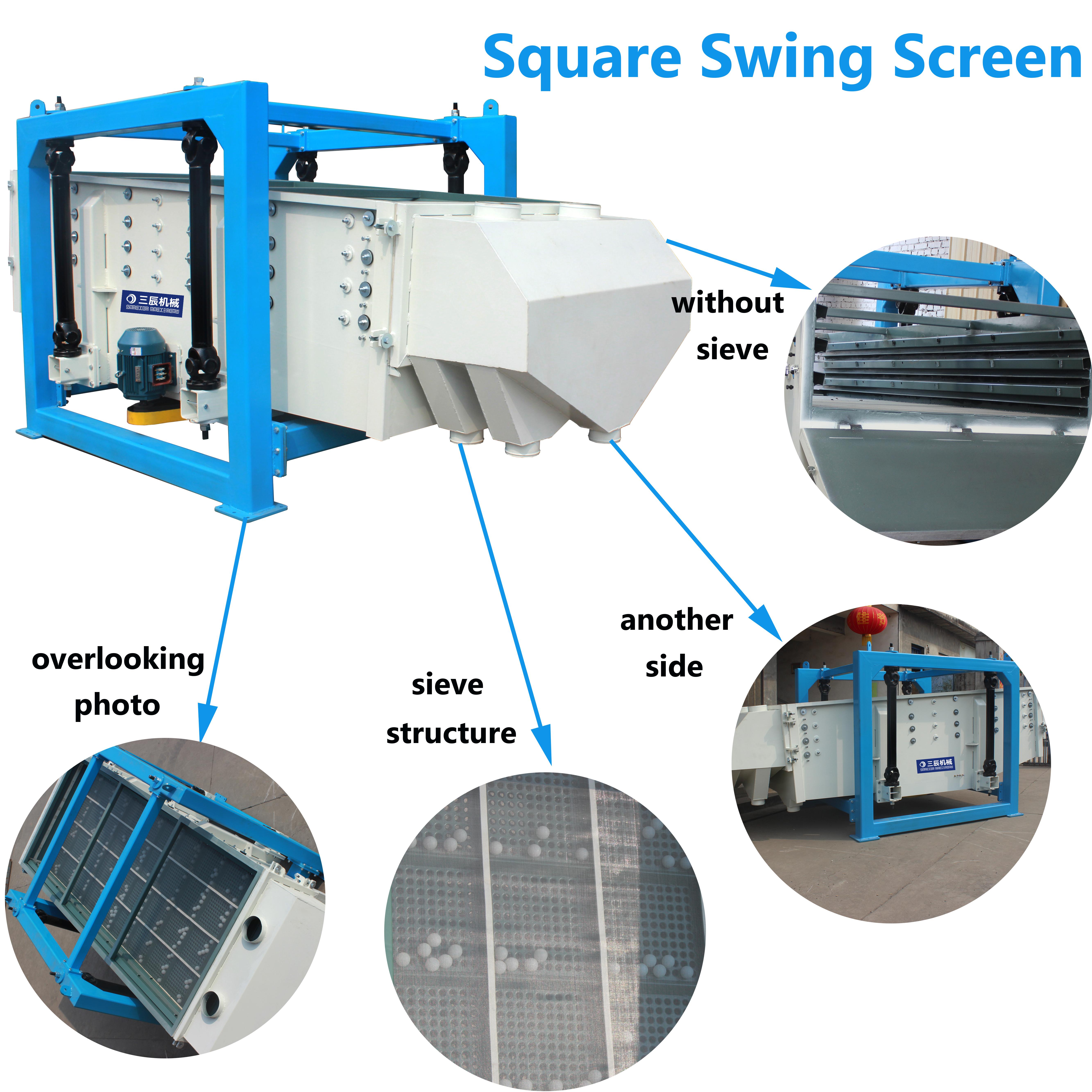 Vibrating Screen