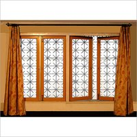 50x35 MM PVC Window Frame