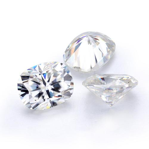 Round Gemstone Moissanite