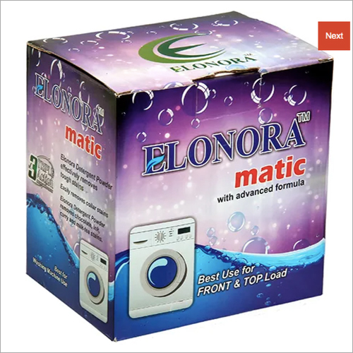 Elonora Washing Machine Powder