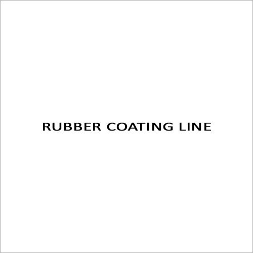 Rubber Coating Line