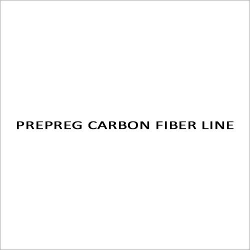 Prepreg Carbon Fiber Line