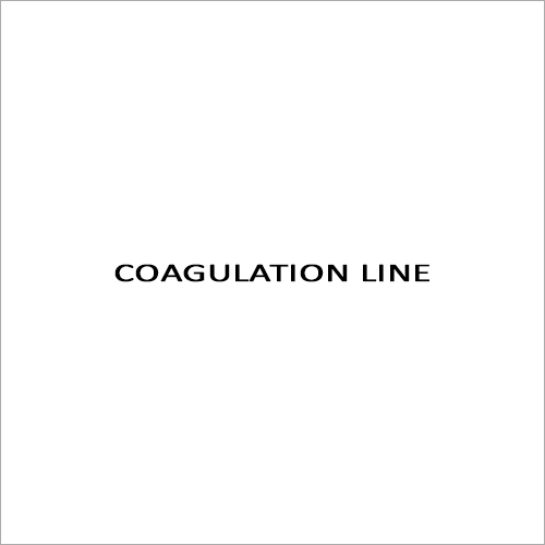 Coagulation Line