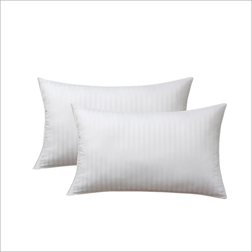 Satin Stripes Pillow