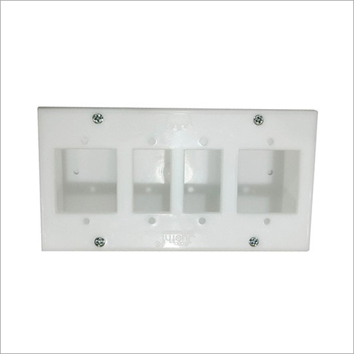 Pvc Switch Box