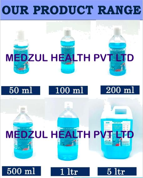 100 ml secure plus Hand Sanitiser