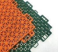 Plastic Sports Flooring