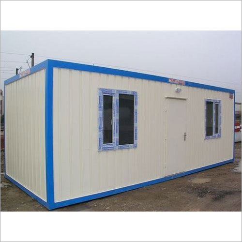 Paint Coated MS Portable Cabin