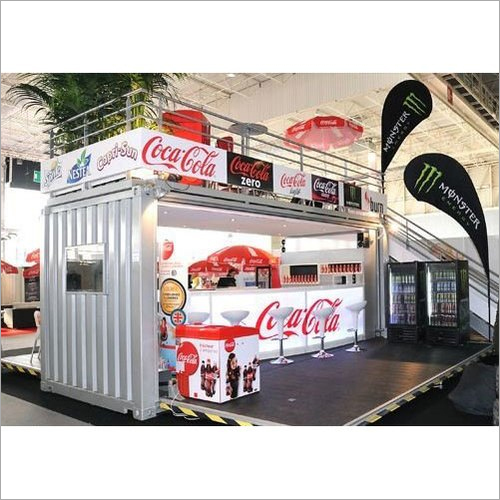 Portable Restaurant Container
