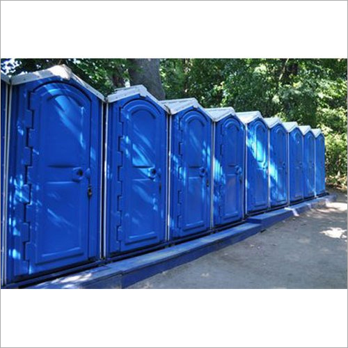 Portable Bio Toilet Cabin