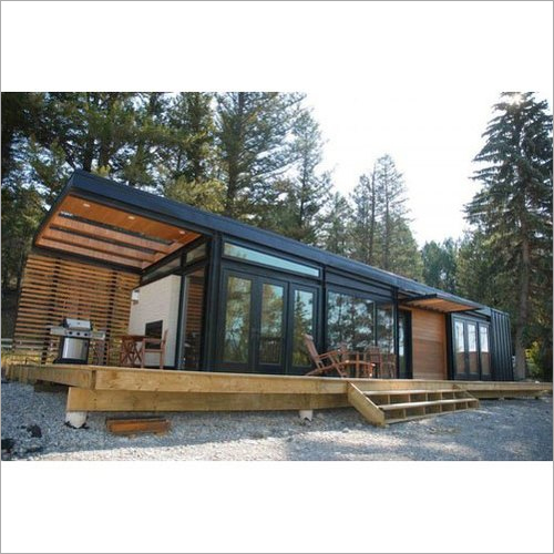 Prefabricated Cottage Container